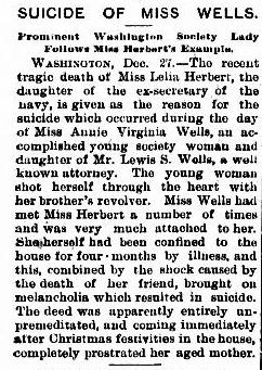 Lelia Herbert Little Falls weekly transcript December 31, 1897