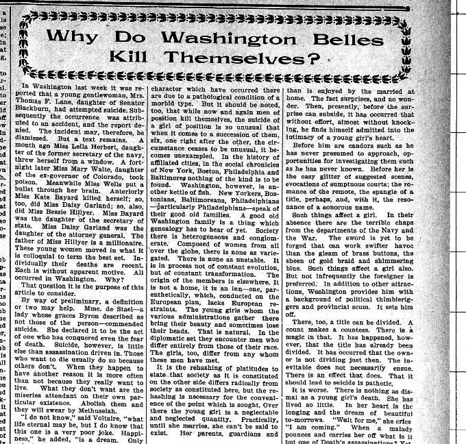 washington The Princeton Union, February 24, 1898