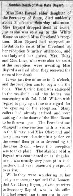 Clarksville weekly Chronicle., January 23, 1886