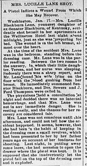 lucille The Roanoke times., January 18, 1898