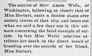 wells The Roanoke times., December 30, 1897