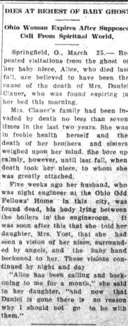 The Paducah evening Sun March 25, 1907